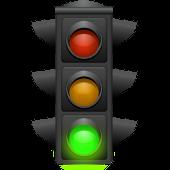 imagem de um semáforo